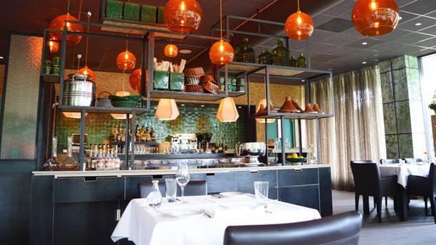 Le Début (Hotelschool Den Haag Campus Amsterdam) Restaurant