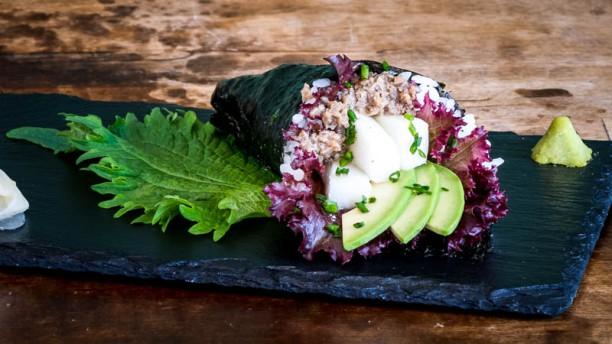 Shiro´s Sushi Bar Temaki Barafisshu