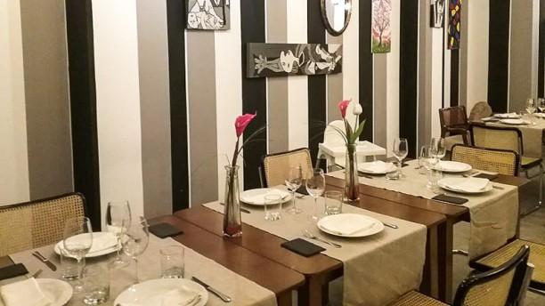 Elisa18 Sala del restaurante