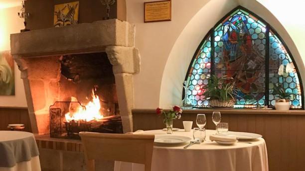 Restaurant C. Pasquier Vue de l'intérieur