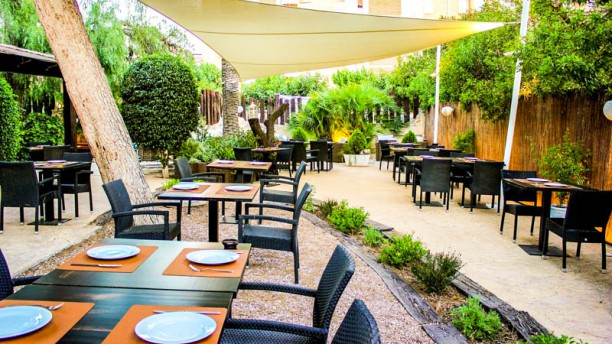 Puerto Madero Grill&Drinks Terraza
