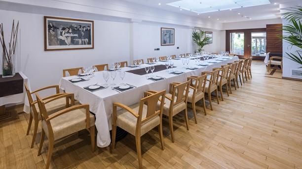 128 Rambla Restaurant- Hotel Rivoli Sala