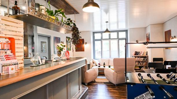 The Big Ben - Bistrot bar Vue de la salle