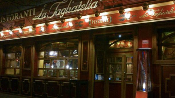 La Tagliatella Aragonía Vista fachada