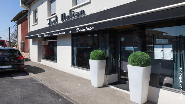 Restaurant Just Italian à Saint,Bonnet,de,Mure , menu, avis, prix et réservation