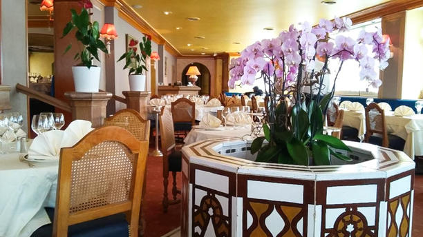 New Jawad Longchamps Salle du restaurant