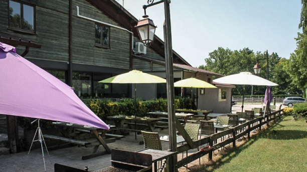 Restaurant Bistrot du Haras à BoisleRoi  Menu Avis, prix