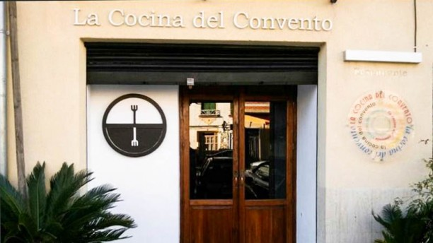 La Cocina del Convento la entrada