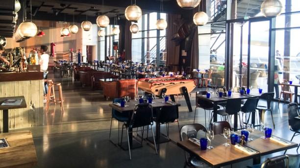 Restaurant Filles Paris
