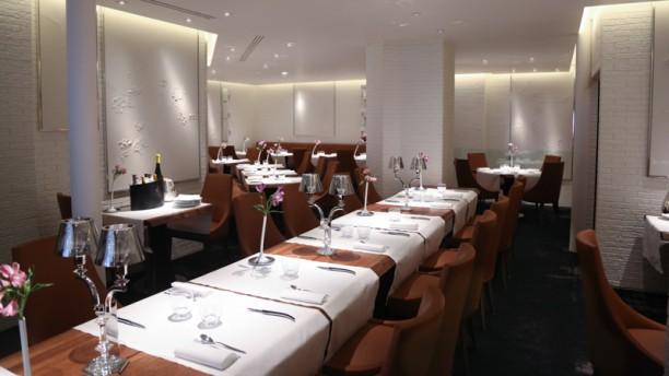 La Dame de Pic - Anne-Sophie PIC - Paris La Dame de Pic, Salle du restaurant