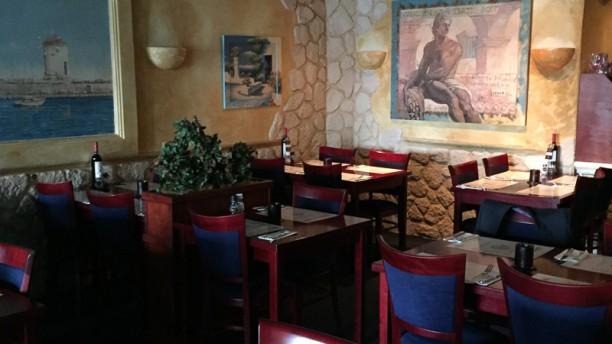 Xanthi Het restaurant