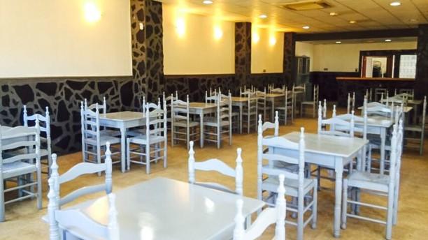 La Torrà Sala del restaurante