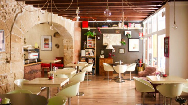 Santosha Front Dining Room