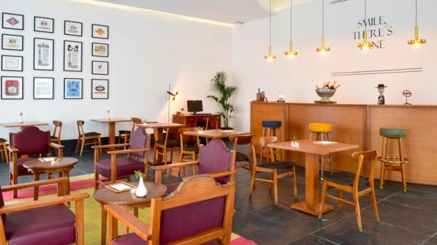 Book Restaurant & Terrace Bar