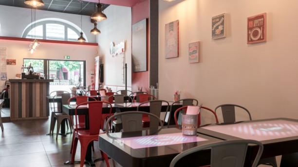 Max à Table Saint-Pierre Salle du restaurant