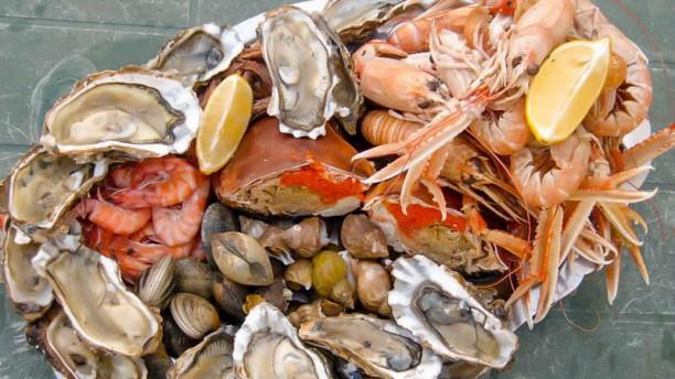 Chez Sab Plateau de fruits de mer sur commande