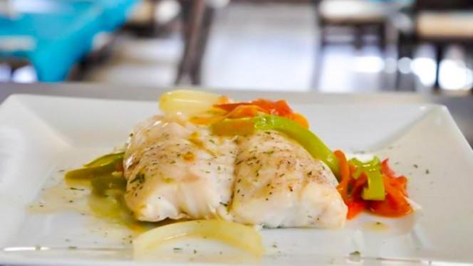 Sugerencia del chef - El Portón, Aranjuez