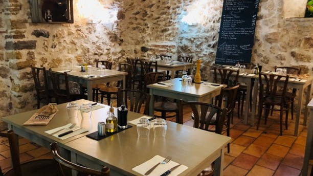 Casa di Luciano Salle du restaurant