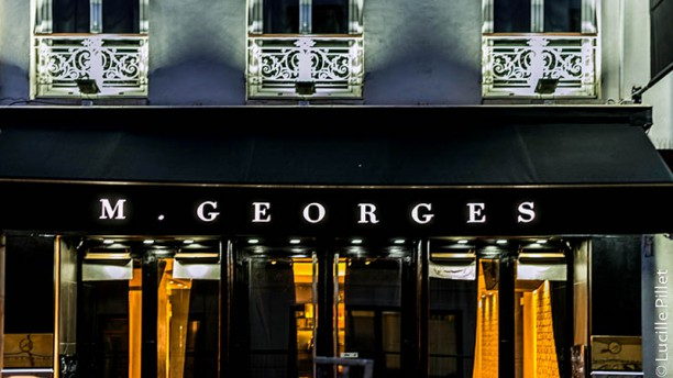 M.Georges M. Georges