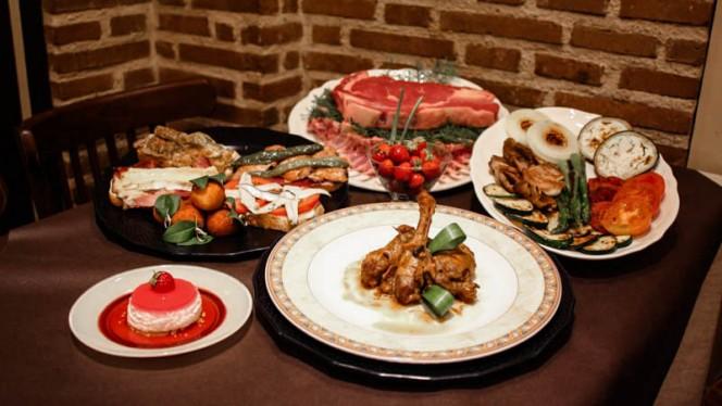 Sugerencias del chef - Jardin del Principe, Aranjuez