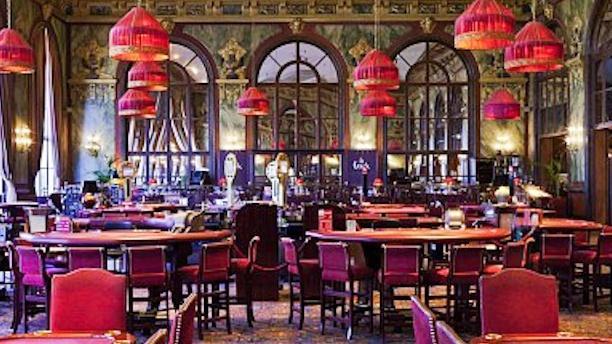 Le Cercle - Casino Barrière Deauville Vue de la salle