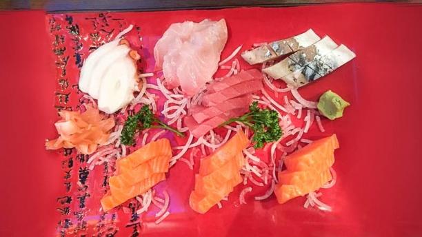 Kyoto Assortiment de Sashimi