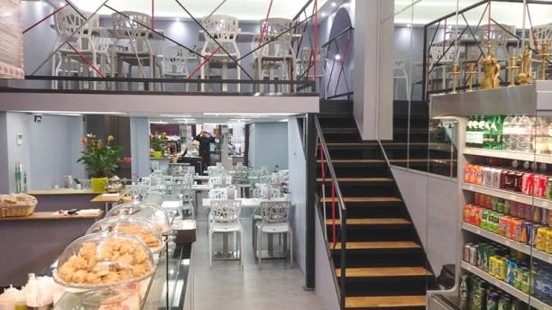 Rania madeleine restaurant 26 rue godot de mauroy - La table libanaise restaurant et traiteur libanais a paris 15 ...
