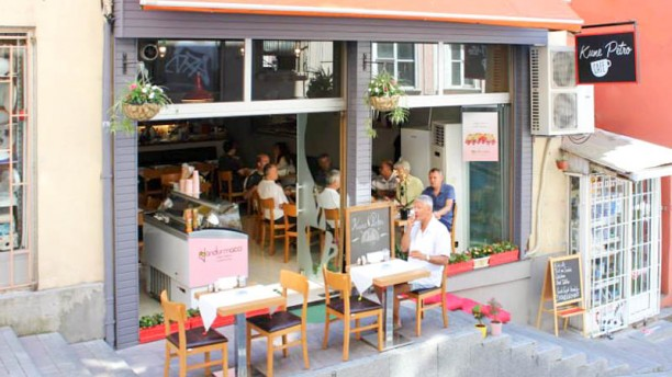 Kune Petro Cafe external view