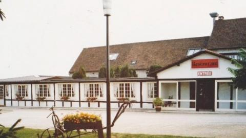 restaurant - La Panetière - Barmainville