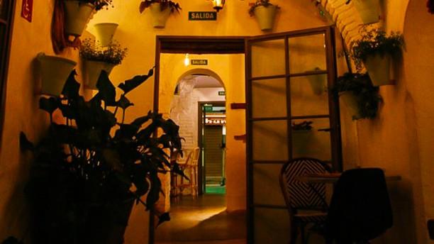Horno San Luis Entrada