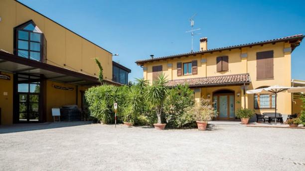 Borgo delle Vigne Agriturismo Entrata