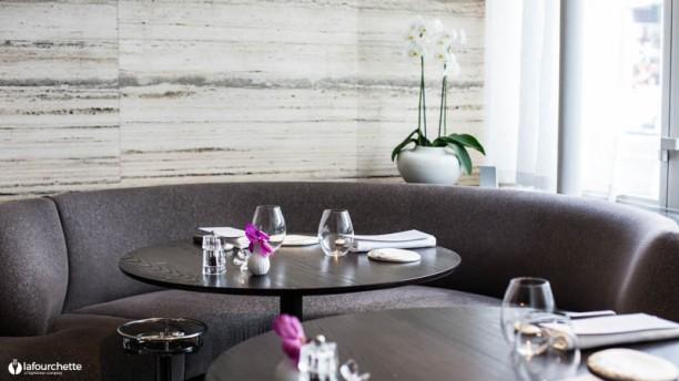 Alan Geaam Restaurant Vue de la salle