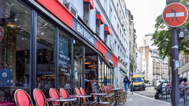Bel' Vil Café Entrée