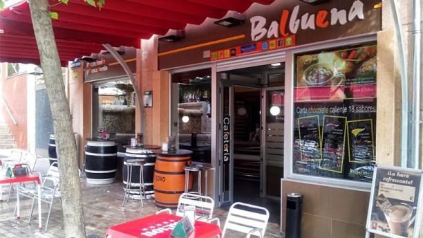 Cafetería Restaurante Balbuena Terraza