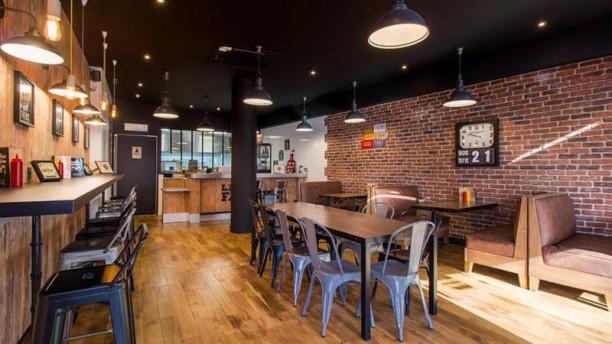 La Fabrike Burger In Joinville Le Pont Restaurant Reviews