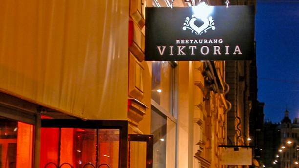 Restaurang Viktoria facade