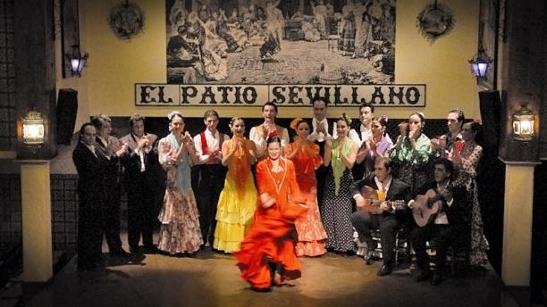 Restaurant El Patio Sevillano A Sevilla Avis Menu Et Prix
