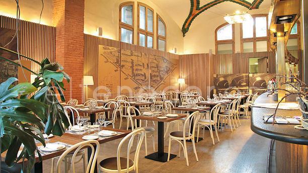 1902 Cafè Modernista vista interior