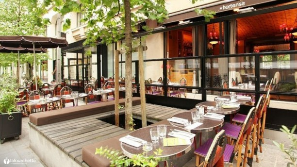 Hortense in paris restaurant reviews menu and prices for H kitchen paris menu