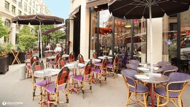 Hortense Bienvenue au restaurant Hortense