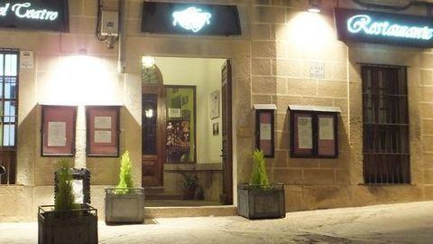 El Cafe del Teatro, Trujillo