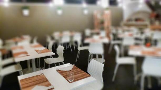 BBQ Grill & Coffee La sala