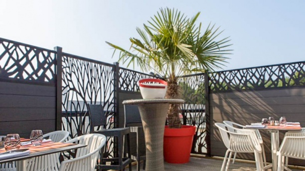 Brasserie Z'O La terrasse