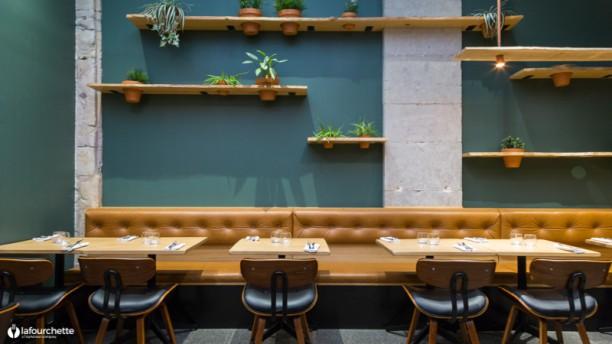 Restaurant Lyon\'s Gastro Pub à Lyon (69001), Hôtel de ville - Menu ...