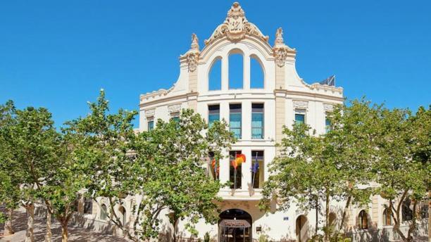 El Jardi - Hotel The Westin Valencia Vista exterior