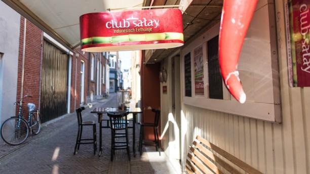 Club Satay Het restaurant