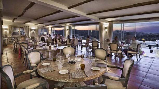 Osteria Gourmet di Li Finistreddi Vista sala