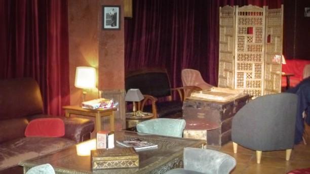 Les Délices d'Essaouira vue de la salle