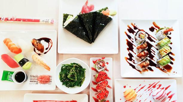 Sushi Mix Café Sushi