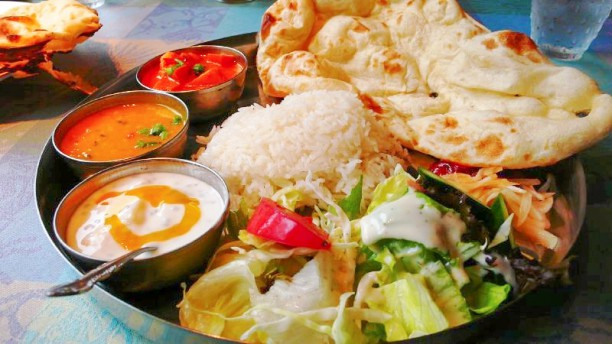 Saveurs d'Himalaya Suggestion de plat